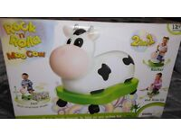 Rock 'n' Rolla Cow - New