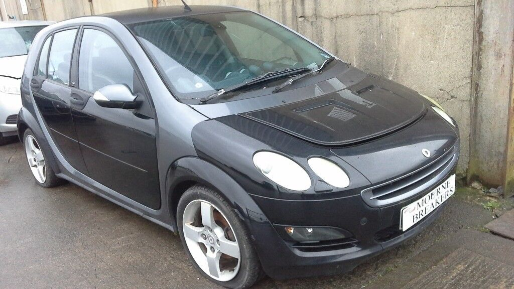 **FOR BREAKING** 2007 Smart Forfour 1.5 Cdi (auto).