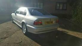 BMW 520i petrol 2001 Long MOT (12 monts)