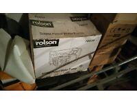 Rolson 50mm Petrol Water Pump | Water Pump | Pump