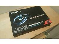 Gigabyte R9 380 4gb DDR5 gpu graphics card