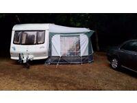 Eddlis 2001 475 Avante caravan (5 berth) with full awning all extras..ready to go