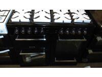 LEISURE Dual Fuel Range Cooker 100cm- ex display