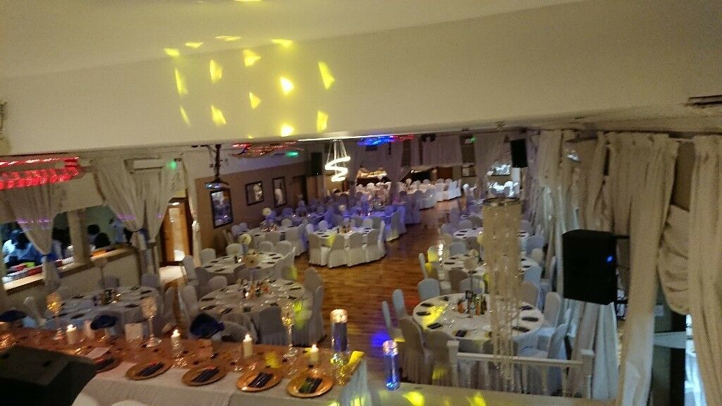 Stunning Wedding Hire Venue Packages Dry Hall For Acton London