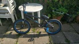 Custom bmx , very good condition with freecoaster