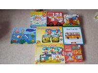 Toddler preschool puzzle games