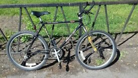 """21 Speed Trigger Shift Mountain Bike Bicycle. Guaranteed & Fully Serviced. 21"""" Frame"""