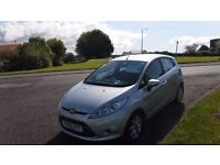FORD FIESTA 1.4 ZETEC TDCI,2010,ALLOYS,AIR CON,£20 ROAD TAX,F.S.H,VERY CLEAN,Very Economical