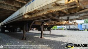 2000 MAX ATLAS  CONTAINER CHASSIS 53'