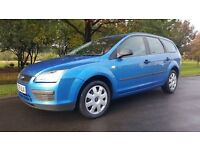 Ford Focus 1.6 LX 5dr ESTATE TRADE IN TO CLEAR