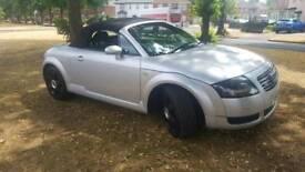 Audi TT 225 convertable