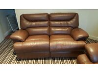 LaZboy sofas 3 and 2 seater recliner sofas