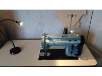 Industrial Zig Zag & Lockstitch Sewing Machine Singer 20u Professional £200 OBO