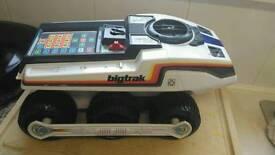 BIG TRACK 1980,s Retro toy