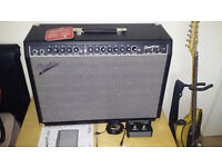 FENDER CHAMPION 100 GUITAR AMPLIFIER - AS NEW - NO GIGS
