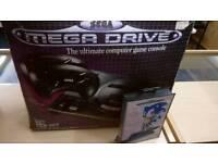 Boxed mega drive