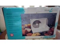 Hinari Lifestyle Electric Multi Food Slicer.