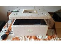 Parrot Brooder + Extras by Ecostat. Thermostatically controlled. Any questions feel free to ask :)