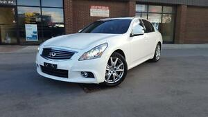 2012 Infiniti G37 Sedan SPORT TECH PKG / M6 / NAVI / 49K ONLY