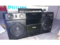 Philips Bluetooth boom box, now discontinued.
