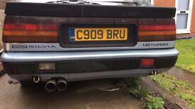 Nissan Silvia 1.8 Turbo S12 RWD Auto