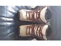 Factory Cruiser Size 5 Snowboard Boots
