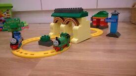 Lego Duplo Thomas the Tank Engine Starter Train set.