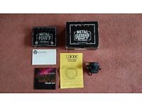 Electro-Harmonix Metal Muff with Top Boost for sale. Brand new.