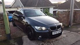 BMW 330d M Sport Coupe Top Spec Remapped Extras MUST SEE! Not 320 325 335