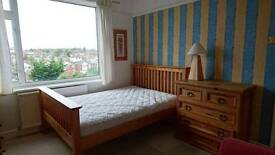 Double furnished room to let in Parkstone