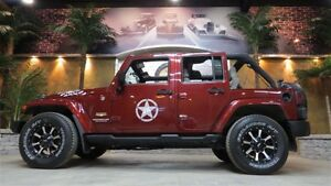 2008 Jeep Wrangler Unlimited Sahara /  SOFT AND HARD TOP INCLUDE
