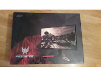 For sale Accer Predator XB271HU (bmiprz) . New in the box
