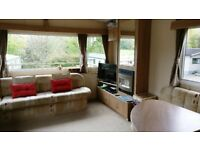 Abi Tebay Platinum caravan 3 bed room - Wild Rose Appleby near lake district and western dales