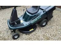 Hayter ride on lawnmower