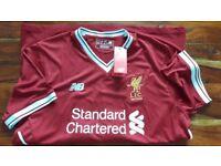 Liverpool fc shirt 2017/18 XL SALAH 11