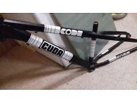 cuda bike frame only for sale £10