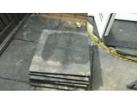 Rubber Playground mats x7 new