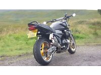 Gsx 1400,1600 mls,fsh,mint condition,px for other 1400 even if accident damaged