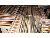 VINYL RECORDS WANTED - Cash Paid
