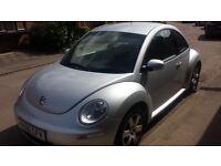 VW Beetle 2010 1.4 petrol 3 door for sale