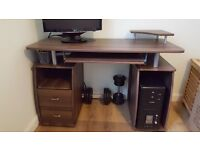 Computer desk and chair (sold)
