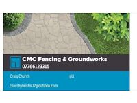 CMC Fencing&Groundworks