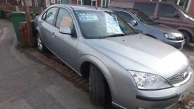 ford mondeo edge full test ready to go only £995 low milage