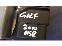 2010 VW GOLF MK6 REAR LEFT PASSENGER NEAR SIDE NSR BACK DOOR WINDOW WINDER MOTOR GUJ £60