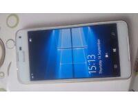 Microsoft Lumia 650 - 16GB excellent condition unlocked white, single SIM