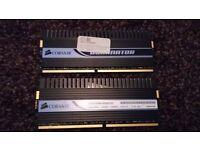 CORSAIR DOMINATOR CM2X2048-8500C5D 2048MB X 2