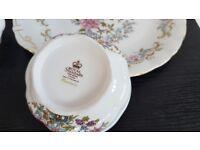 Royal Standard fine bone china tea set