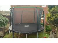 12ft trampoline SPORTSPOWER