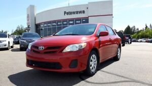 2013 Toyota Corolla CE WITH CONVENIENCE PACKAGE