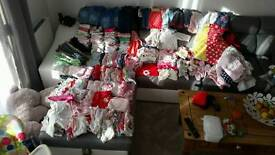 Baby clothes 0-6monts